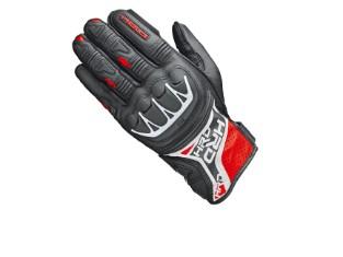 Kakuda Sport-Handschuhe Schwarz/Rot