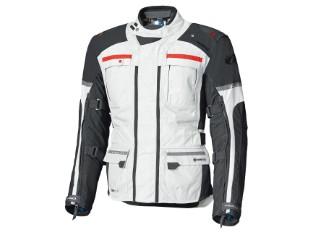 Carese Evo Adventure Jacke mit herausnehmbarer 3-Lagen GoreTex Membran Grau/Rot
