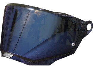 MX701 Explorer C / Explorer HPFC Visier blau verspiegelt