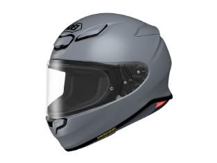 NXR 2 Helm basalt grau