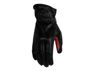 Johnny Handschuhe Schwarz/Rot