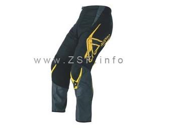 "MX/Offroad Pants Jersey ""Profile 07"" schwarz"