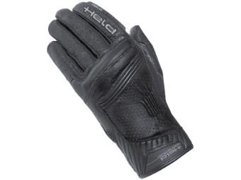 Rodney Damen Touren Leder Handschuhe schwarz