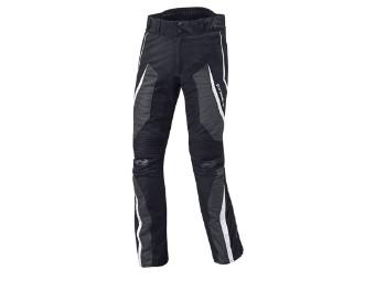 Vento Damen Textilhose schwarz