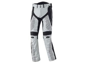 Vento Textilhose schwarz/grau