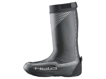Rain Boot Skin Regen Überschuhe schwarz