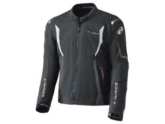 Clip-in Gore-Tex Top Jacke schwarz/weiß