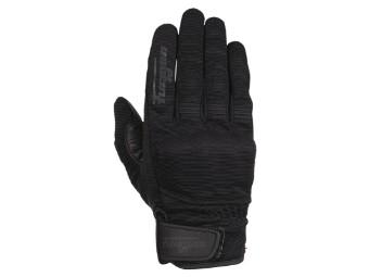 Jet D3O Sommer Handschuhe schwarz