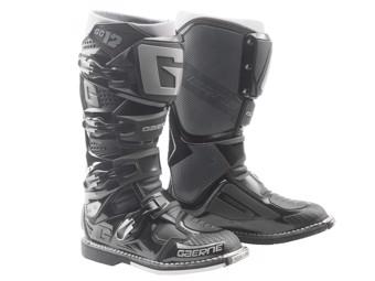 SG12 MX-Stiefel schwarz