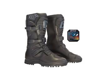G-Adventure Aquatech Stiefel wasserdicht schwarz