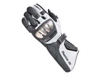 Phantom Air Handschuhe schwarz/weiß