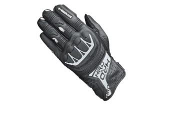 Kakuda Sport-Handschuhe Schwarz/Weiß