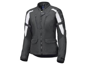 Kane Damen Jacke wasserdicht schwarz/weiß