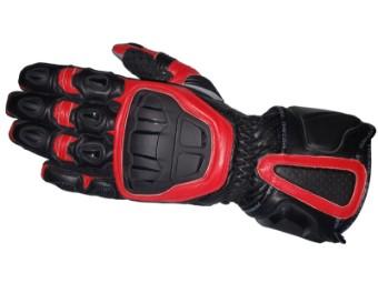 Runnix Sport Handschuhe schwarz/rot