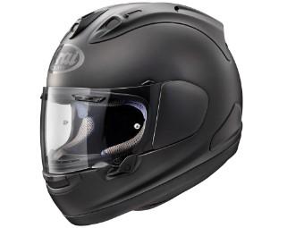 RX-7V Helm matt-schwarz