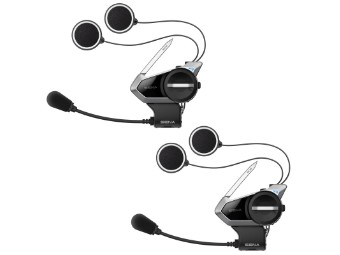 50S Bluetooth 5.0 Headset Doppel-Set