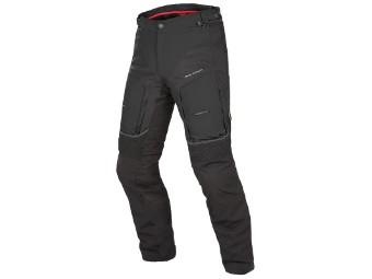 D-Explorer GoreTex Hose schwarz/grau