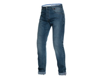 Bonville Regular Motorrad Jeans medium/denim
