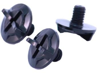 Schirmschrauben schwarz für VFX-WR VFX-W V-MOTO VFX-DT