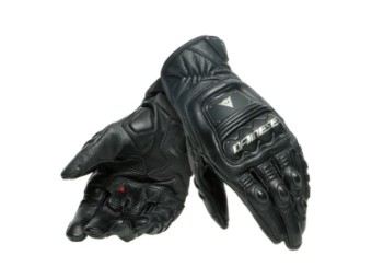 4-Stroke 2 Handschuhe Schwarz