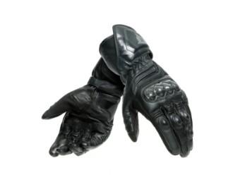 Carbon 3 Long Handschuhe schwarz/schwarz