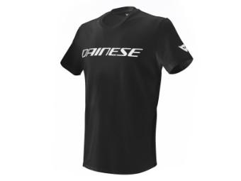"""""""Dainese"""" T-Shirt schwarz/weiß"""