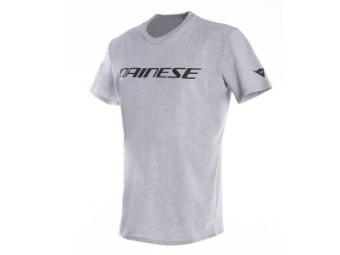 'Dainese' T-Shirt grau-melange/schwarz