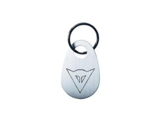 Plate Key Ring Schlüsselanhänger aus Metall