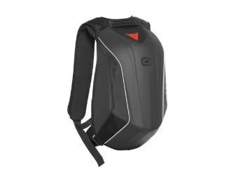 D-Mach Compact Rucksack schwarz