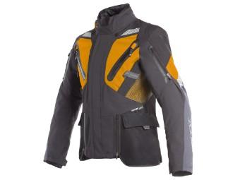 Gran Turismo Gore-Tex Jacke schwarz/orange