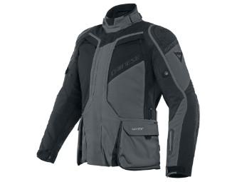 D-Explorer 2 Gore-Tex Jacke dunkel-grau/schwarz