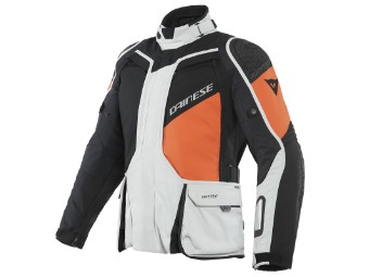 D-Explorer 2 Gore-Tex Jacke grau/orange/schwarz