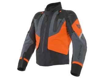 Sport Master GTX Jacket schwarz/orange/grau