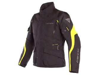 Tempest 2 D-Dry Jacke schwarz/fluo-gelb