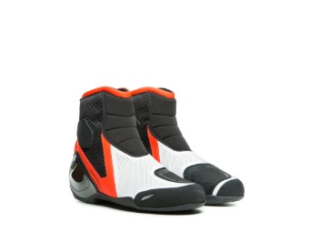 Dinamica Air Shoes schwarz/fluo-rot/weiß