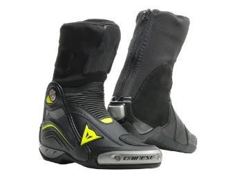 Axial D1 Stiefel schwarz/fluo-gelb