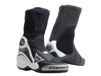 Axial D1 Stiefel schwarz/weiß