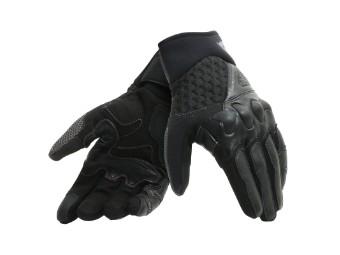 X-Moto Unisex Handschuhe schwarz/anthrazit