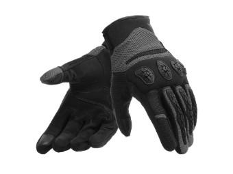 Aerox Unisex Handschuhe schwarz/anthrazit