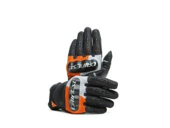 D-Explorer 2 Handschuhe grau/orange/schwarz