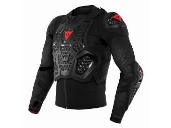 MX 2 Safety Jacket schwarz / Protektoren Jacke