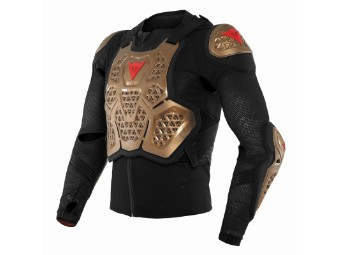 MX 2 Safety Jacket Copper / Protektoren Jacke