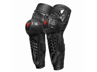 MX 1 Knee Guard / Knie Protektoren schwarz