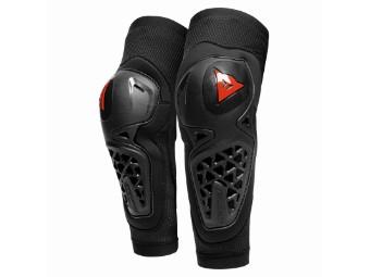 MX 1 Elbow Guard / Ellbogen Protektor schwarz