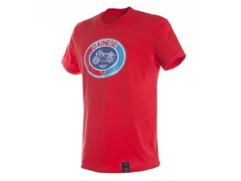 Moto 72 T-Shirt rot