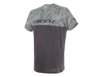 Camo-Tracks T-Shirt anthrazit