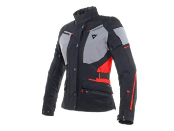 Carve Master 2 Lady Gore-Tex Jacket schwarz/grau/rot