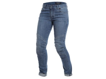 Amelia Slim Lady Stretch-Jeans medium-denim