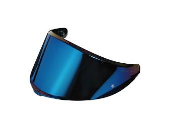 Visier K6 blau-verspiegelt