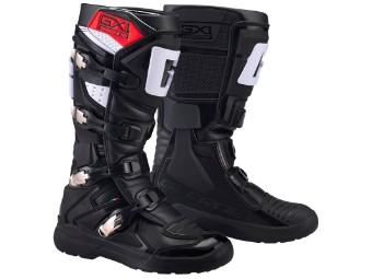 GX1 Evo MX-Stiefel schwarz